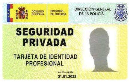 identificación detective privado