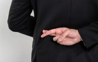 investigación sobre testigos falsos Vigo Pontevedra